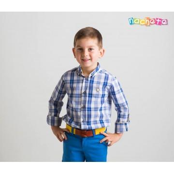 camisa infantil nachete