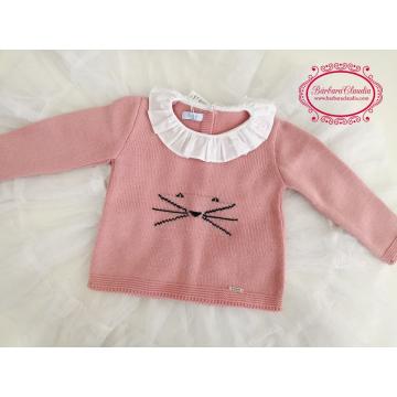 jersey infantil gato foque