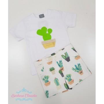 conjunto cactus niño
