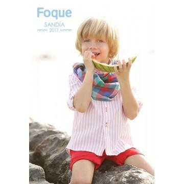 b193499b8 camisa infantil colección sandia foque