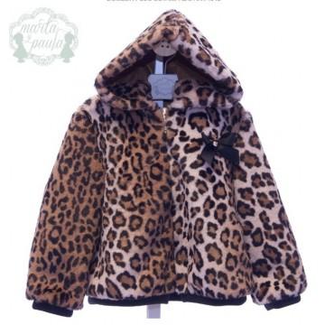 abrigo bomber leopardo marta y paula