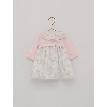 vestido bebé foque