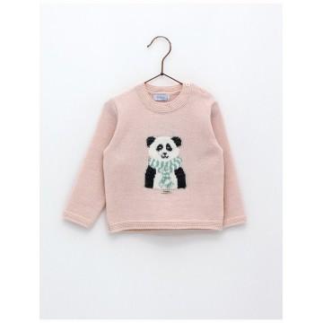 jersey panda rosa foque