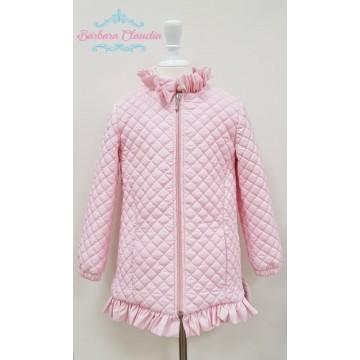abrigo rosa mon petit bonbon