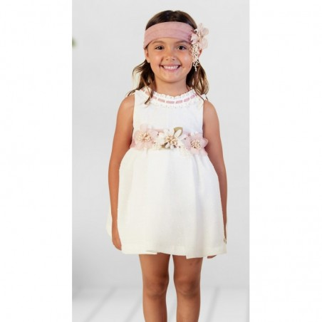 vestido blanco basmartí
