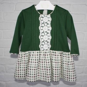 vestido infantil camomila marta y paula