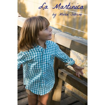 conjunto infantil dolly la martinica